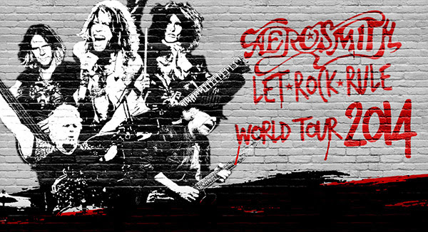 2014 Let Rock Rule Tour Dates